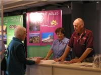 FPA members help with advice at the Vic Supershow