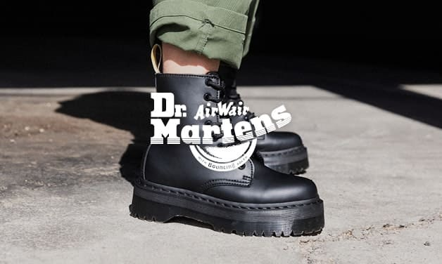 Shop Dr Martens on Crèmm