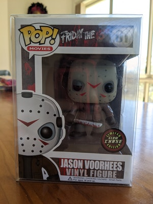 Jason Voorhees Chase