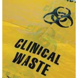 BioHazard Clinical Waste Bag 27L