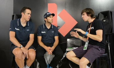 ICYMI - Pop-up Store Interview with Hayman and Albasini