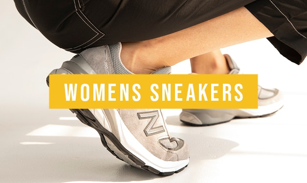 Shop Womens Sneakers on Crèmm