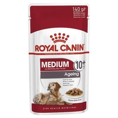 Royal Canin Dog Wet Pouch Medium Ageing 140g