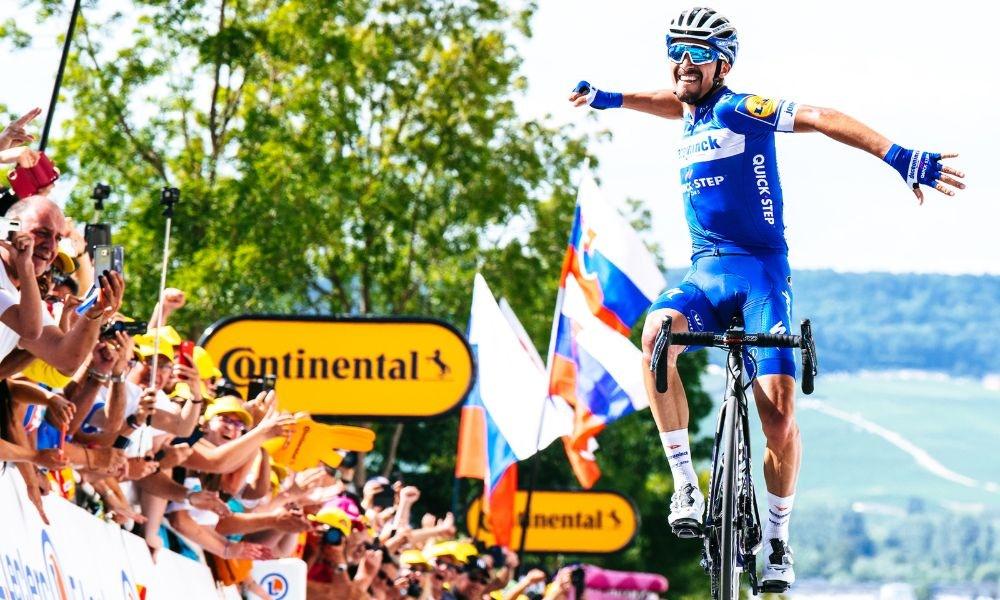 La Tercera Etapa del Tour 2019 - Alaphilippe se Lleva el Amarillo.
