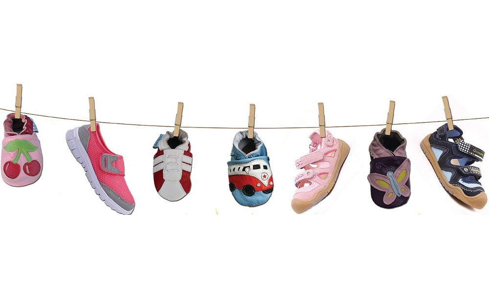 Ankle Biters - Funky Kids Shoes & Accessories