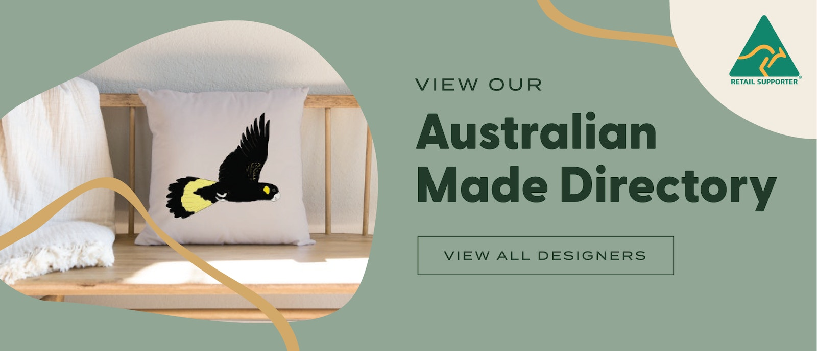 Supporting our Australian Makers
