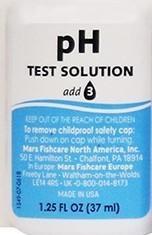 API Ph Test Solution Refill For Freshwater Master Test Kit 37ml