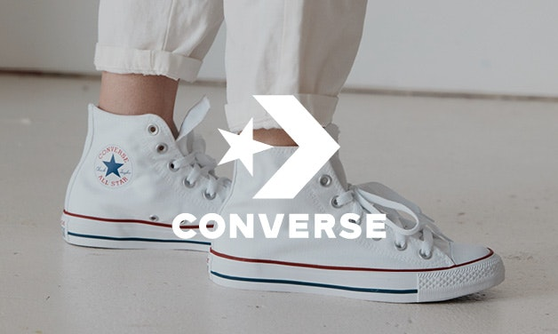 Shop Converse on Crèmm