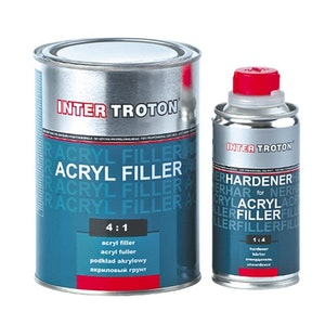 HS Primer Filler 4:1 Kits 1Lt - 2 Colours Available