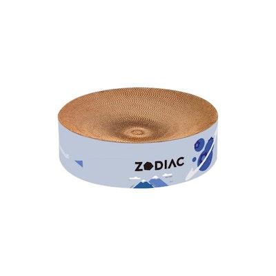 ZODIAC Round Cat Scratcher - Blueberry 40 X 40 X 10CM