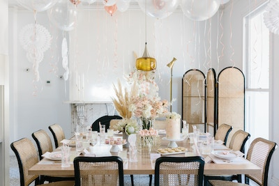 A SIMPLY ADORABLE BABY SHOWER