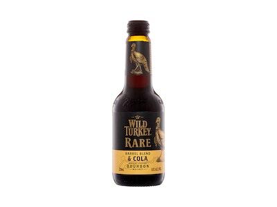 Wild Turkey Rare & Cola 8% Bottle 320mL