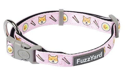 FuzzYard SuShiba Dog Collar
