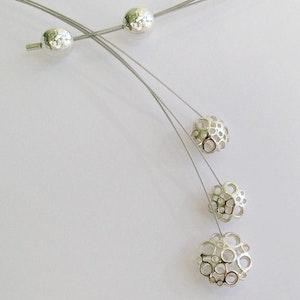 Flower Split Neckpiece