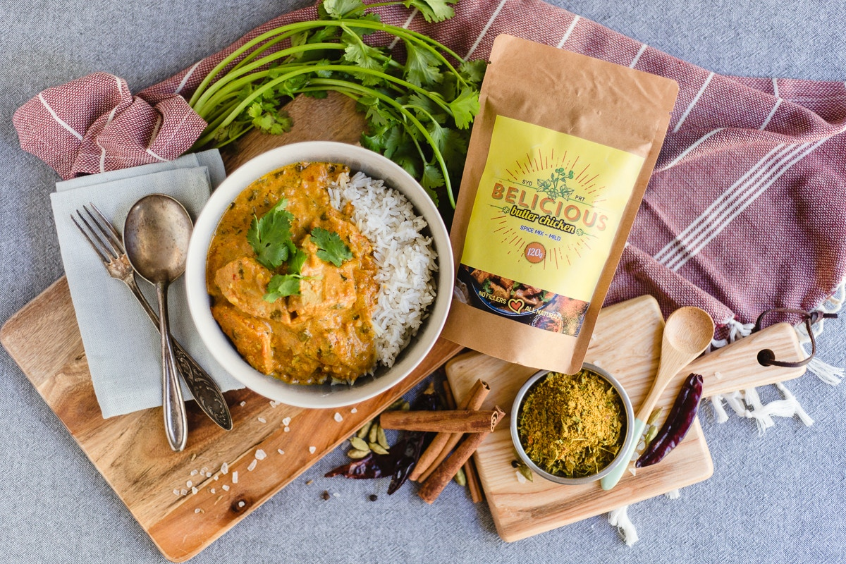 SPICE THINGS UP With Belicious Foods