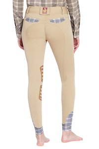 5/A Baker Ladies Pro Silicone Knee Patch Breeches