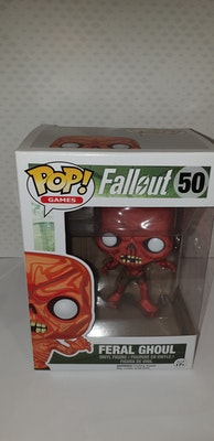 Feral Ghoul pop vinyl from fallout 4