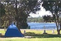 Campsites Lake Ainsworth Holiday Park