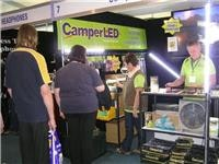 CamperLED bright idea  Melbourne Leisurefest Friday Oct 4 2013 105