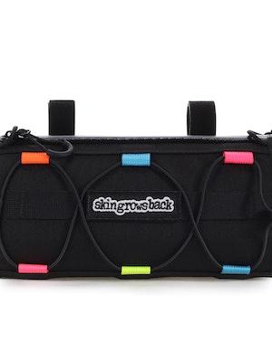 skingrowsback LUNCHBOX Handlebar Bag Neon
