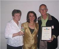 Junee Caravan Park takes Best Inland Tourist Park Award