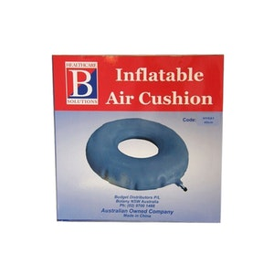 Bemed Inflatable Air Cushion Travel Pillow 40cm