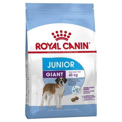 Royal Canin Dry Dog Food Giant Junior 15kg