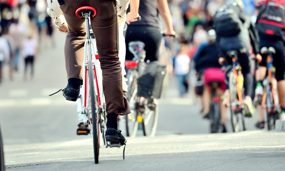Here's our Top 6 Commuting Tips for riding to work