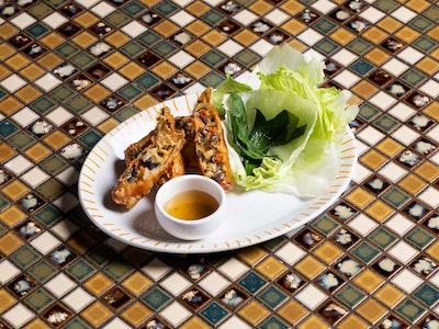 Vegetable Hanoi Spring Rolls