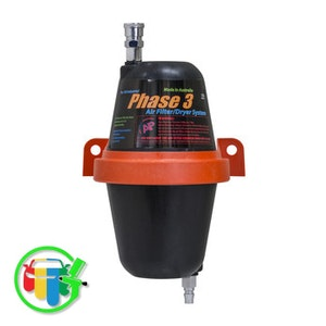 Amamxi Phase 3 Air Filter / Dryer 120 PSI