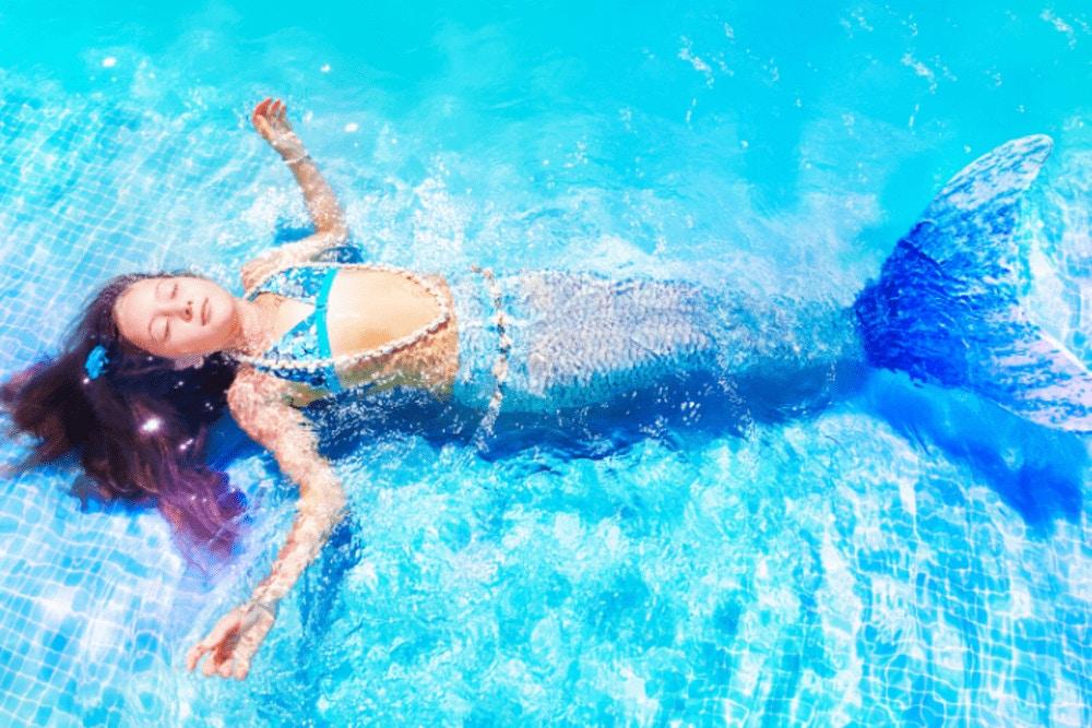 Der perfekte Geburtstag als Meerjungfrau-Party – So geht's!