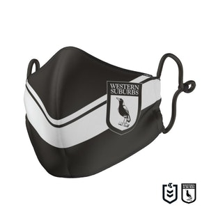 NRL RETRO - Western Suburbs Magpies **LIMITED EDITION**