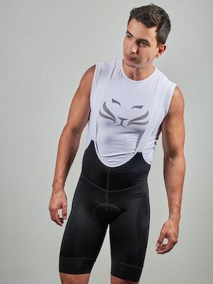 Taba Fashion Sportswear Pantaloneta Ciclismo Hombre Clasica Negra