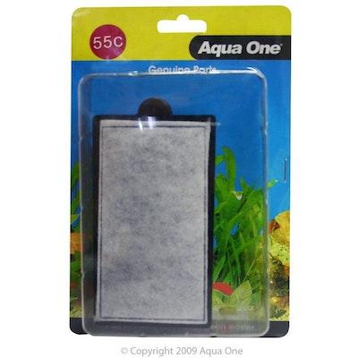 Aqua One Carbon Cartridge 2pk 55c