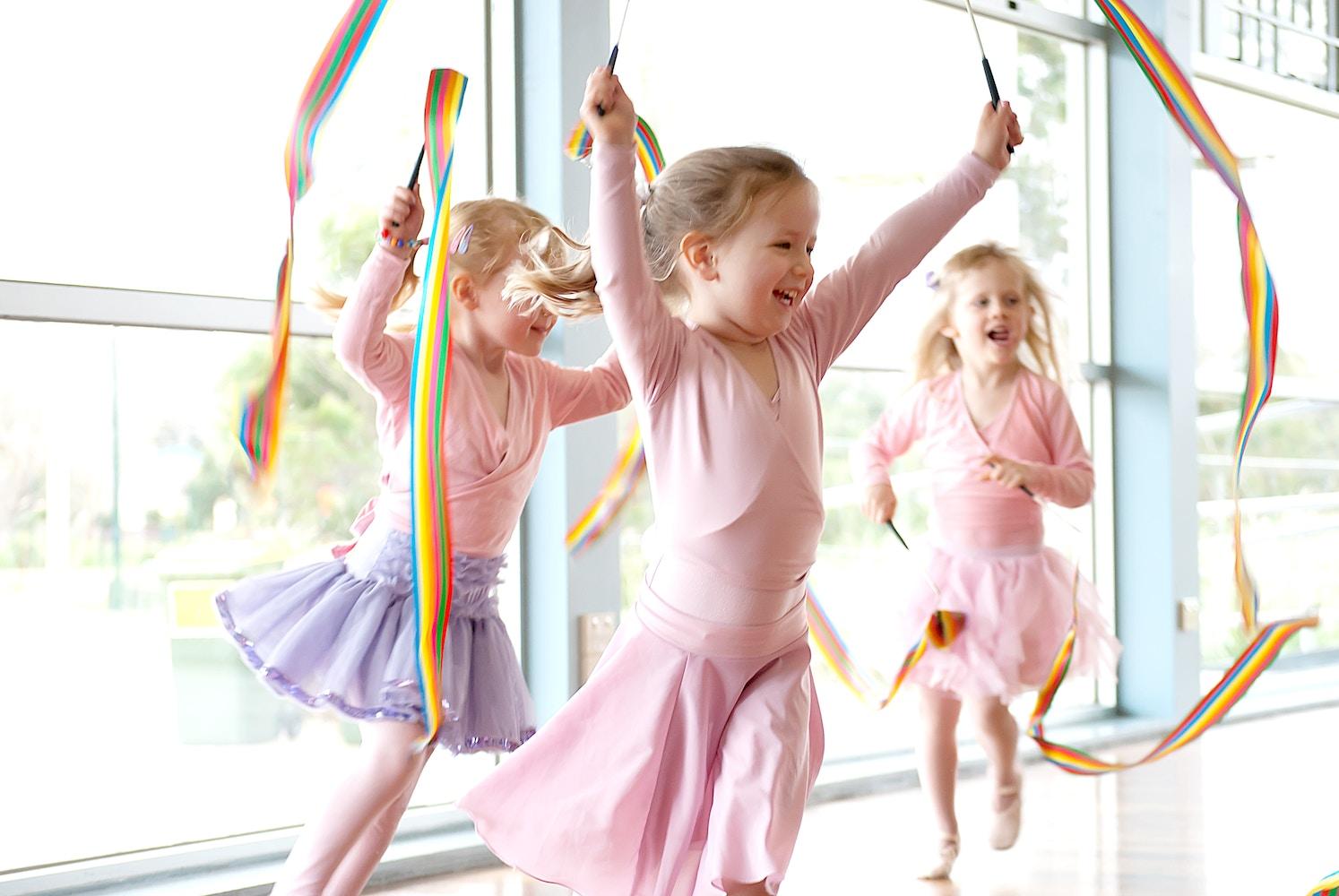 Kinderballet | Learn to Dance Preschool Ballet Program