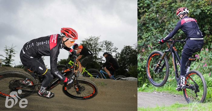 Eurobike demo day 2014 pumptrack2