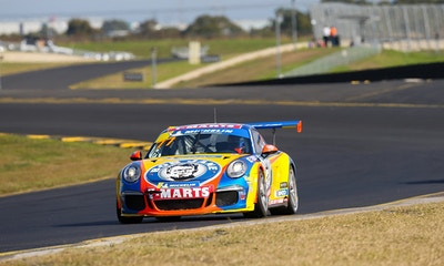 2019 Porsche Michelin GT3 Cup Challenge Australia: Round 2, May 17-19