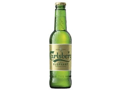 Carlsberg Elephant Premium Strong Bottle 330mL