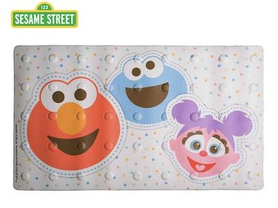 Boutique Medical Sesame Street Baby Bath Mat