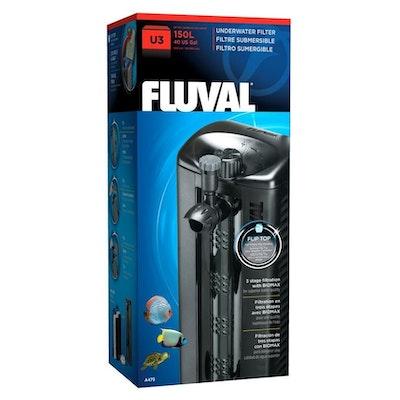 Fluval U3 Internal Filter  90150L Aquariums