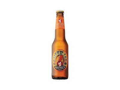 Matso's Chilli Beer Bottle 330mL
