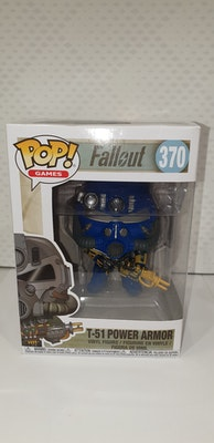 T-51 power armour Pop vinyl from fallout