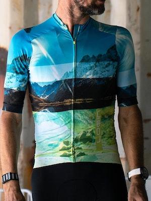 Login Cycle Club ELI - Login Men's Cycling Jersey