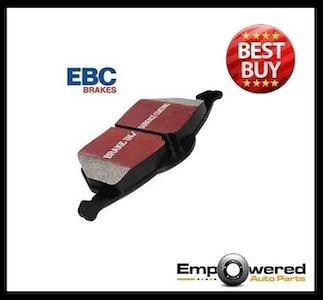 EBC ULTIMAX FRONT DISC BRAKE PADS DP0599 for Ford Econovan 2000 CREWCAB 1984-94