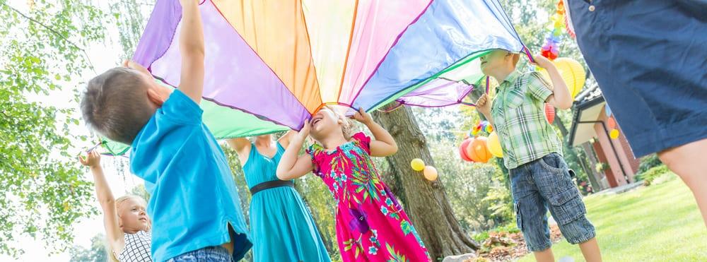 Die beste Kinderanimation für dein Event für und mit Kindern