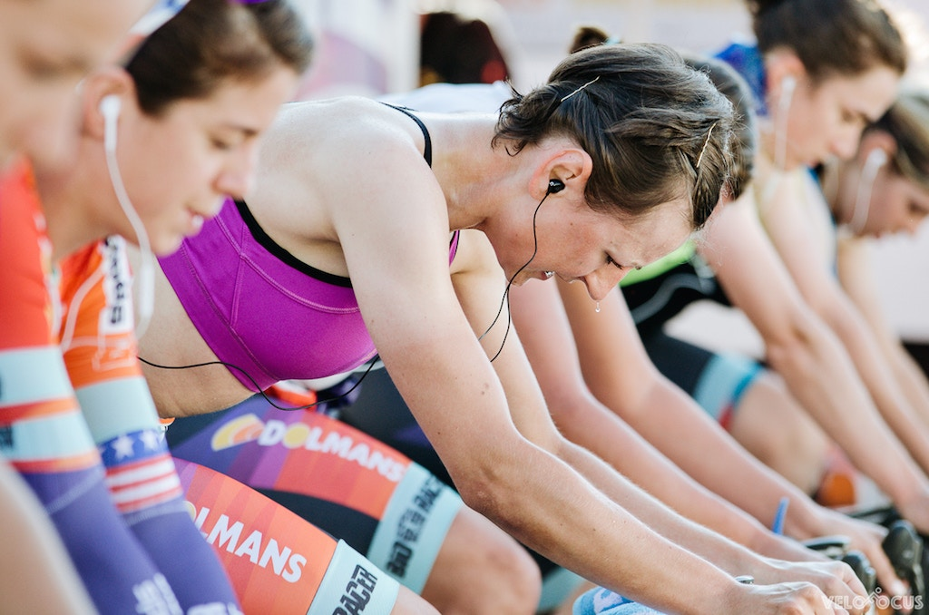 Improve your performance with a proper warmup and cooldown