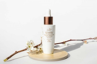 Julisa Mermaid Elixir Pure Organic Tamanu Skin Oil 30ml