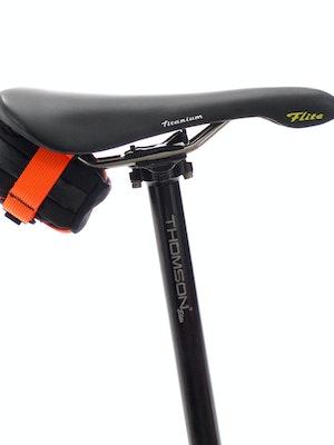 skingrowsback Plan B Micron Saddle Bag Neon Orange D