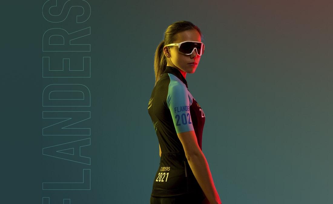 Santini UCI Flanders
