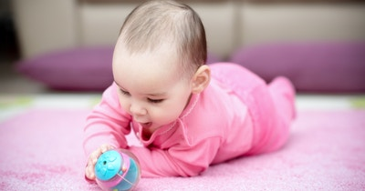 Why active babies make smart kids